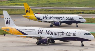 Monarch Airlines adds new routes for winter