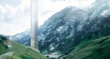 World's tallest hotel planned for Swiss Alps