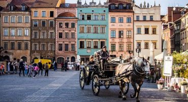 7 free things to do in Warsaw