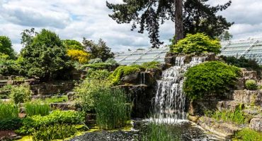 Top 10 botanic gardens around the world