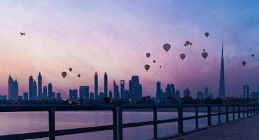 Hotel boom time in Dubai