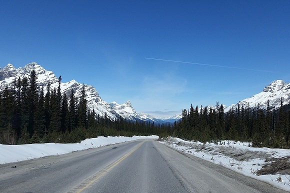 Canada Icefields Parkway