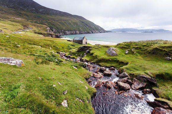 Ireland Causeway Coastal route