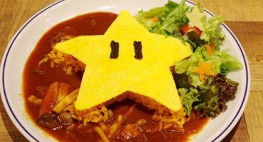 New! Super Mario restaurants in Tokyo