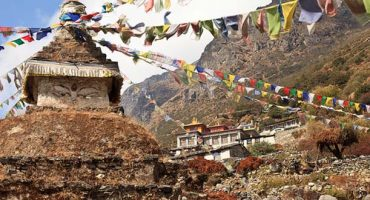 Tourist sites in Nepal reopen