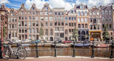 Amsterdam, a city of the future