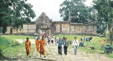 Cambodia's Preah Vihear now safe for visitors