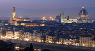 VIDEO: the lights of Florence
