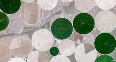 Spectacular Google Earth photos… of the earth!