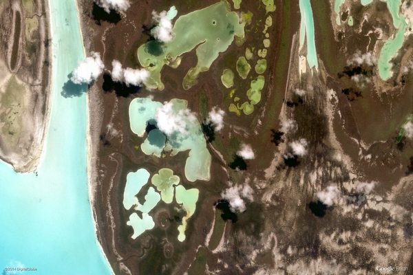 google-earth-view-bahamas