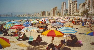 Spain enjoys a record-breaking tourist season