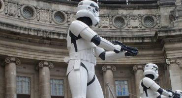 UK early release of Star Wars offers tourism 'new hope'