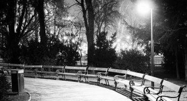 Vienna: the most beautiful city in winter. Snow joke.
