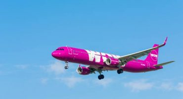 WOW air dedicate a plane to gay rights