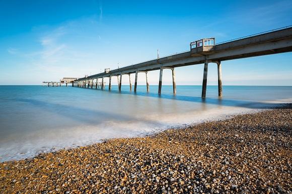 Deal Pier in Kent