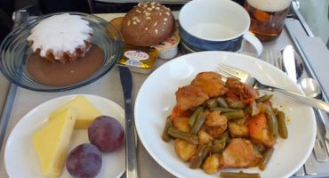 BA considers ditching free food in economy
