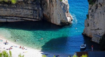 "Remote Croatian beach named ""Best in Europe"""
