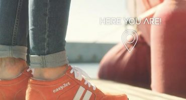 "easyJet introduces the first ""smart shoes"""