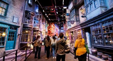 Top 10 family attractions in Britain
