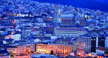 Quito mayor makes plea for tourists to visit