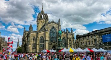 What to do in Edinburgh during the Festival Fringe