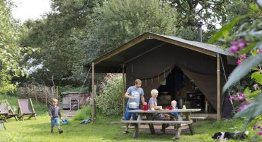 Top 5 Places to go Glamping in the UK