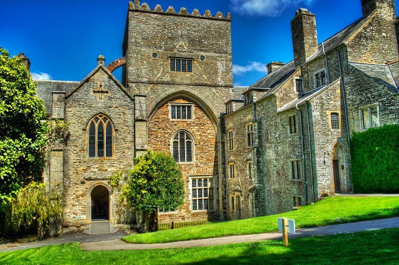 Buckland Abbey in Devon