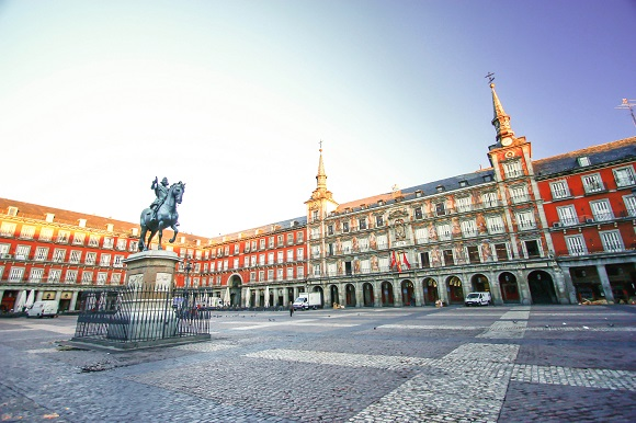Madrid Plaza Mayor