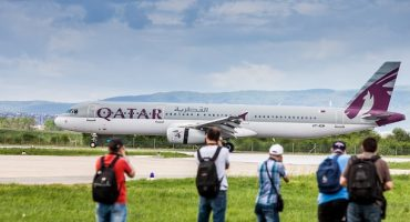 Qatar Airways Breaks The Record For The World's Longest Flight