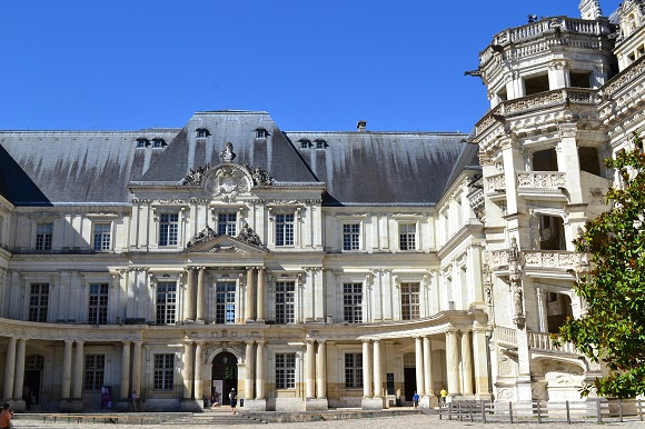 Chateau de Blois France