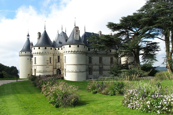 Chateau de Chaumont France