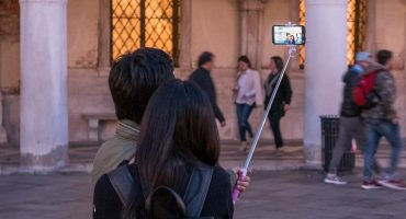 Selfie Sticks Are Now Banned In Milan