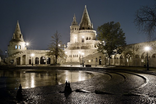 budapest-night