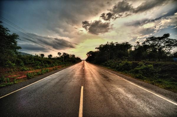 laos-road