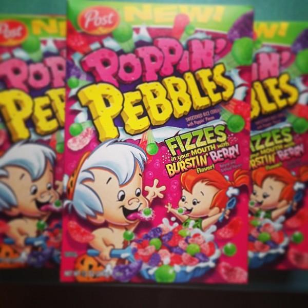 poppin pebbles