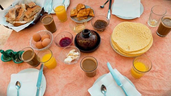 breakfast-morocco