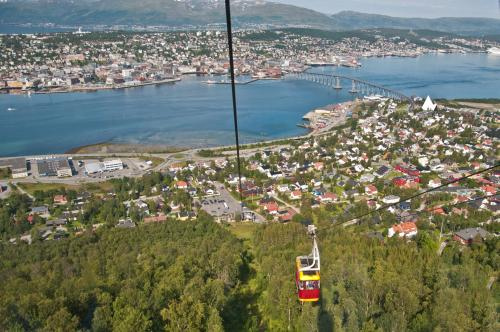 Telepherique-Tromso